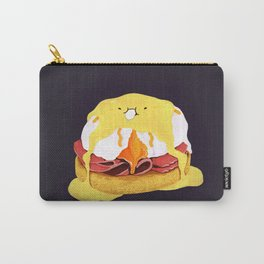 Egg Benedict Carry-All Pouch