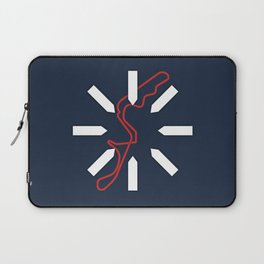 Damon Hill Laptop Sleeve