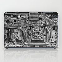 train iPad Cases featuring Train by Cindi Ressler Photography