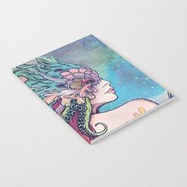 The Last Mermaid Notebook