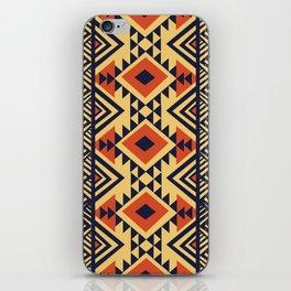 American Native Pattern No. 159 iPhone Skin