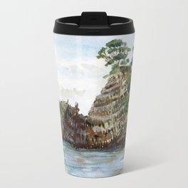 Whangapoua island , Coromandel peninsula , New Zealand Travel Mug