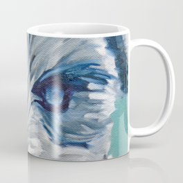 Sweet Pea Dog Portrait Coffee Mug