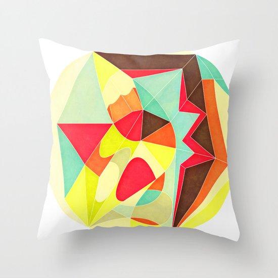 Klaus Throw Pillow
