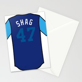 JT Chargois Players' Weekend Jersey Stationery Cards