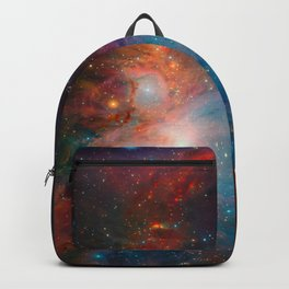 Orion Nebula Space Art Backpack