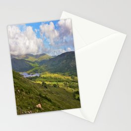 The Black Vally Stationery Cards