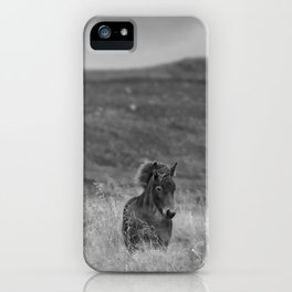 Tough guy iPhone Case