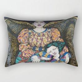 The Guardian Rectangular Pillow