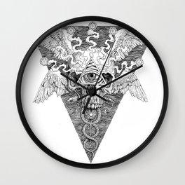 Ajna Awakening Wall Clock