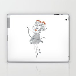 The Poppy (April 20 - May 20) Laptop & iPad Skin