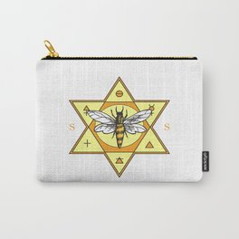 THE ANCIENT ALCHEMY//WASP Carry-All Pouch