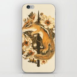 Rites of Moth & Bloom iPhone Skin