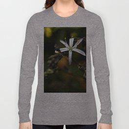 Wildflower at Mavericks Beach - No. 1 Long Sleeve T-shirt