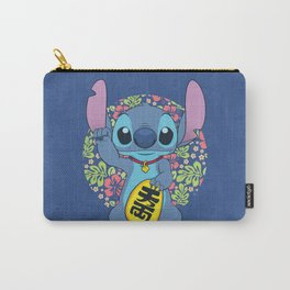 Maneki Stitch Carry-All Pouch