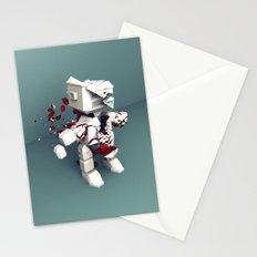 KILL ROBOT Stationery Cards