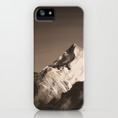 Mountain Painting Slim Case iPhone (5, 5s)