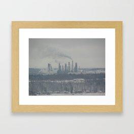 Manufacturing Framed Art Print