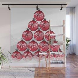 Christmas tree Wall Mural