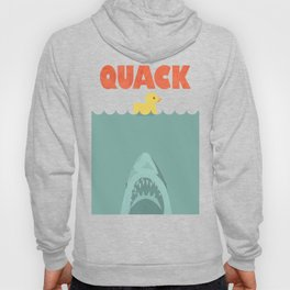 Jaws Rubber Duck Hoody