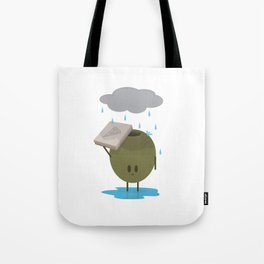 Olive the Lonely People Tote Bag