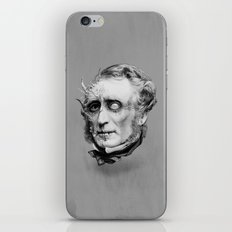 The Corrupted Man iPhone Skin