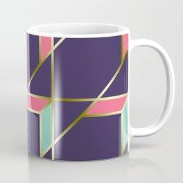 Ultra Deco 1 #society6 #ultraviolet #artdeco Coffee Mug