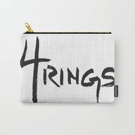 4 Rings Brush Carry-All Pouch
