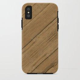 Paldao Wood iPhone Case