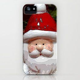 Santa20150902 iPhone Case