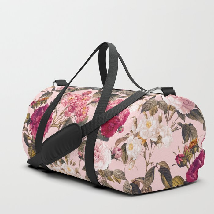 Rose Garden V Duffle Bag