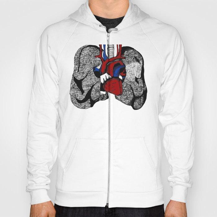 Heart&Lungs Hoody