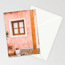 Rhodes, Lindos old village Stationery Cards