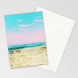 The Beach #society6 #decor #buyart Stationery Cards