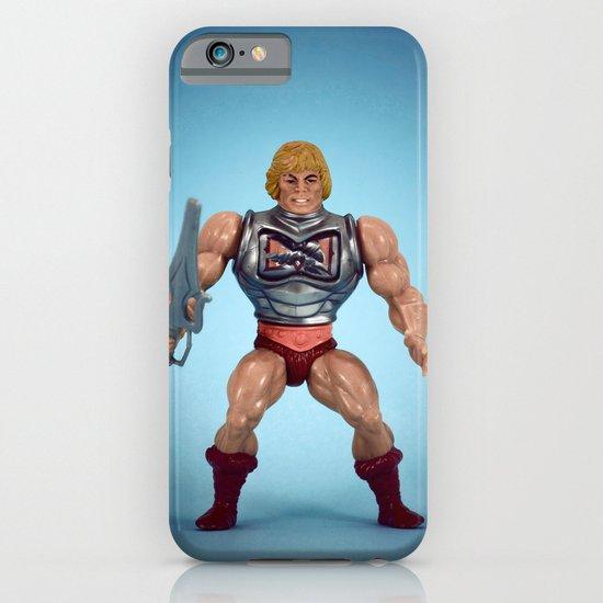 He-Man Battle Damage  iPhone & iPod Case