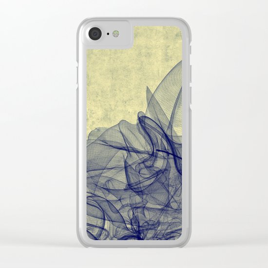 Ebulition Clear iPhone Case