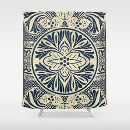 Fifty-seven Shower Curtain
