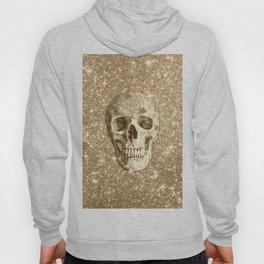 Modern sparkling Skull C Hoody