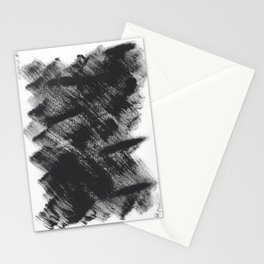Phased Out in a Crowd Stationery Cards