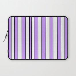 Strips 8-line,band,striped,zebra,tira,linea,rayas,rasguno,rayado. Laptop Sleeve