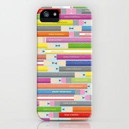 Draw Everyday iPhone Case