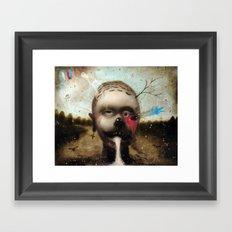 emilio Framed Art Print