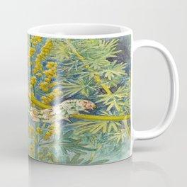 Cucullia Absinthii Caterpillar Coffee Mug