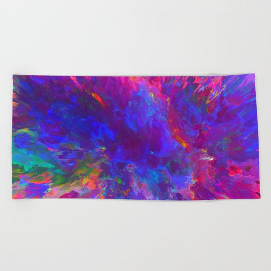 Dreamworld Beach Towel