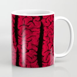 The Vintage Brain Coffee Mug