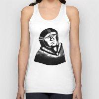 spaceman Tank Tops featuring SpaceMan by Juicebox Farley