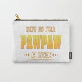 PAWPAW IS HERE Carry-All Pouch
