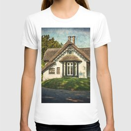 A  Thatched Cottage At Sulham T-shirt