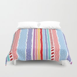 Candy madness Duvet Cover