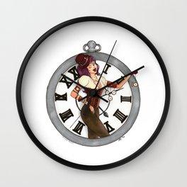 Lost & Found: Timekeeper Wall Clock